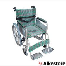 Kursi roda aluminium standar
