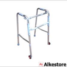 walker dengan roda